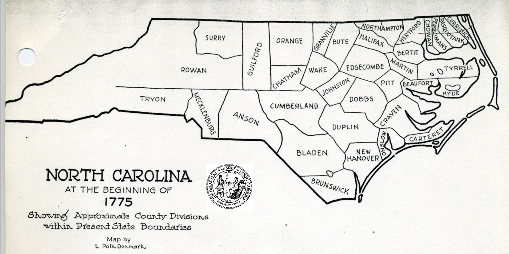 a history of colonial north carolina Learn more about the north carolina colony which was founded 1663 by eight lord proprietors who were recognized by king charles ii of england.